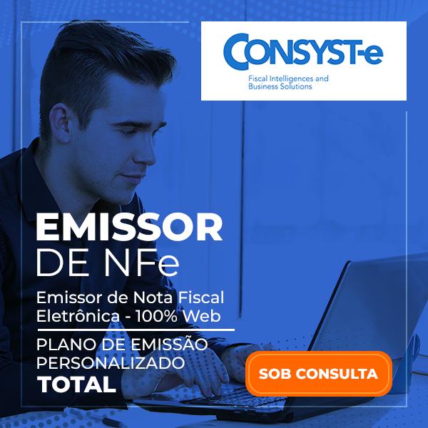 Emissor NFe - Sob Consulta - Consyste