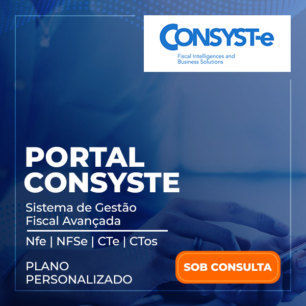 Portal Consyste - Plano Personalizado - Sob consulta